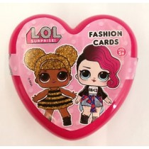LOL Fashion Cards