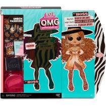 LOL OMG Surprise  Da Boss Fashion Doll con  20 sorprese