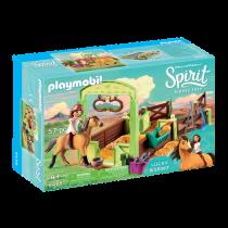 Lucky e la stalla di Spirit Playmobil 9478