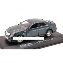 Cadillac Cts-V 2009 Tund.-Grey 1/43