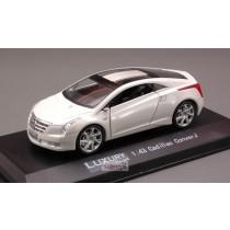 Cadillac Converj 2012 White 1:43