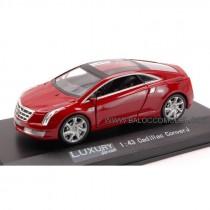 Cadillac Converj 2012 Red 1:43