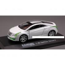 Cadillac Converj 2012 Green Edition 1:43