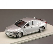 Buick Regal Quick 2011 Silver Metallic 1:43