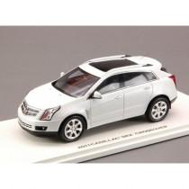 Cadillac Srx Crossover 2011 Platinum Ice 1:43