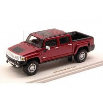 Hummer H3T 2008 Sonoma Red Met.1:43