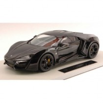 Lykan Hypersport 2014 Black (Usd 3,4 Milion) 1:18