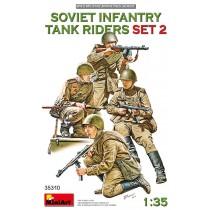 SOVIET INFANTRY TANK RIDERS SET 2