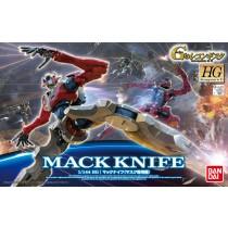 Mack Knife by Bandai