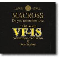 """VF-1S Transformable Valkyrie """"Roy Focker"""""""