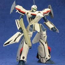Macross PLUS Perfect Trans YF-19 with Fast Pack by Arcaida