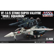 VF-1S/A Strike/Super Valkyrie Skull Platoon