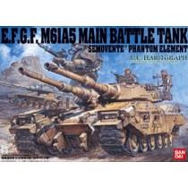 E.F.F. Type 61 Tank 5 Semovente Squad Bandai