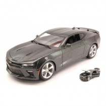 Chevrolet Camaro Ss 2016 Dark Metallic Green by Maisto