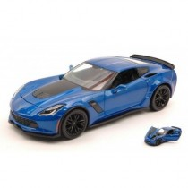 Corvette Z06 2015 Blue by Maisto