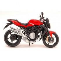 Mv Agusta Brutale 1090 R Red by Maisto