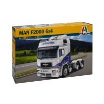 Man F2000 6x4