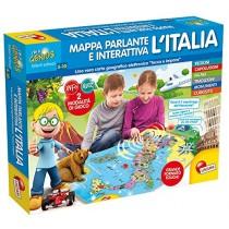 I'm  a Genius  Mappa Elettronica Interattiva Italia
