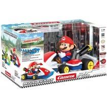 Mario Kart Race con Suoni Auto da Corsa Radiocomandata con Batterie Ricaricabili