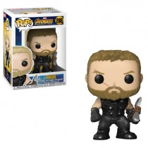 MARVEL - POP Funko 286 Infinity War: Thor
