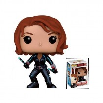MARVEL - POP Vinyl 91 Black Widow AVENGERS 2