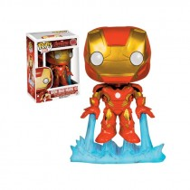 MARVEL - POP Vynil 66 Iron Man AVENGERS 2
