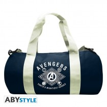 "MARVEL - Sport bag ""Earth's mightiest heroes""- Navy/White"