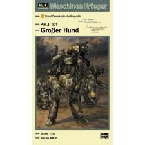 Maschinen Krieger Humanoid int Grober MK by Hasegawa