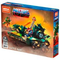 Masters of the Universe Mega Construx Probuilders Construction Set Battle Ram