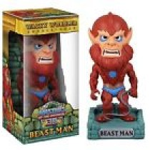 Masters of the Universe Wacky Wobbler Bobble-Head Beast Man