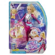 Barbie™ Star Light Adventure Barbie® Doll & Flying Cat
