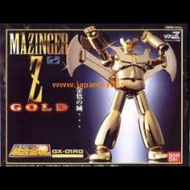 Mazinger Z Soul of chogokin GX-01 Gold