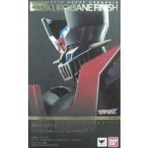 SRC Mazinger Z Kurogane Finish by Bandai