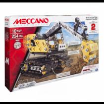 Meccano Enginrting & Robotics Excavator
