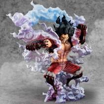 One Piece Pop Sa Maximun Luffy Snake statue