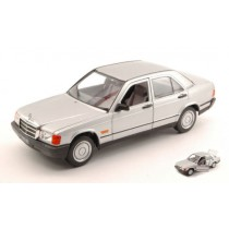 Mercedes 190e 1983 Silver by Editoria