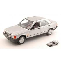 Mercedes 190e 1983 Silver by Editoria