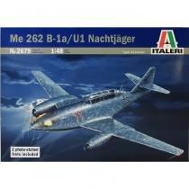 Messerschmitt Me 262 B - 1a / U1 by Italeri