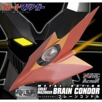 Metal-Action No.2 Greatmazinger Braincondor