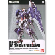 Metal Build 00 Gundam Seven Swords