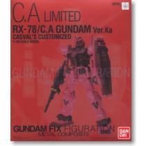 Metal Composite Limited RX-78/C.A Gundam Ver. Ka Casval Custom