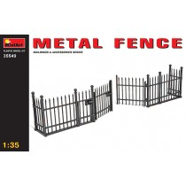 Metal Fence Miniart