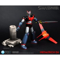 Mazinger Z Metaltech 06 by High Dream