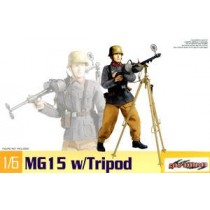 MG15 w/tripod SOLDIER NOT INCLUDED
