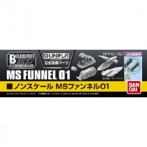 MS Funnel 01 by Bandai