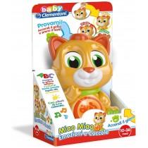 Baby Clementoni Miao Miao Emozioni e Coccole - Japan style Toyslandia