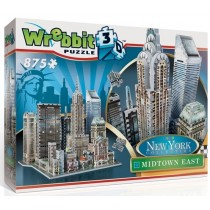 Wrebbit 3D Puzzle Midtown East