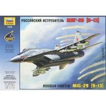 MIG 29S (9.13) Soviet Fighter