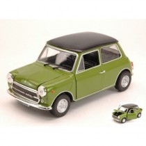 Innocenti Mini Cooper Mk3 1300 1972 Green W/black Roof