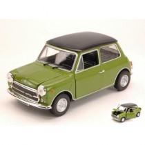 Innocenti Mini Cooper Mk3 1300 1972 Green W/black Roof